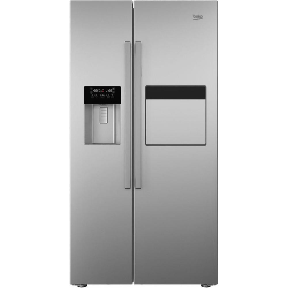 beko gn 162430 x amerikaanse koelkast elektro witgoed outlet apeldoorn. Black Bedroom Furniture Sets. Home Design Ideas
