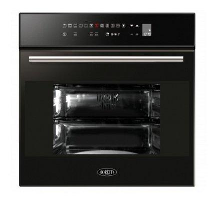 BORETTI BPO60ZWGL Solo oven Black
